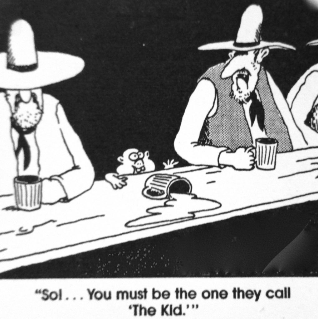 Cartoon So You Must Be The Call The Kid