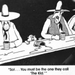 Cartoon – So You Must Be The Call The Kid