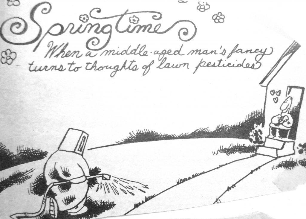 Cartoon SpringTime