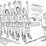 Cartoon – Holding up the race