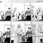 Cartoon – Evolution of The Bus Rider