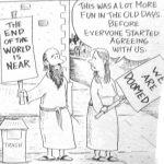 Cartoon – We Are Doomed