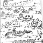 Cartoon – The 'Fun Ship' Line Attends To Every Detail