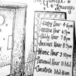 Cartoon – The Gamut Lounge