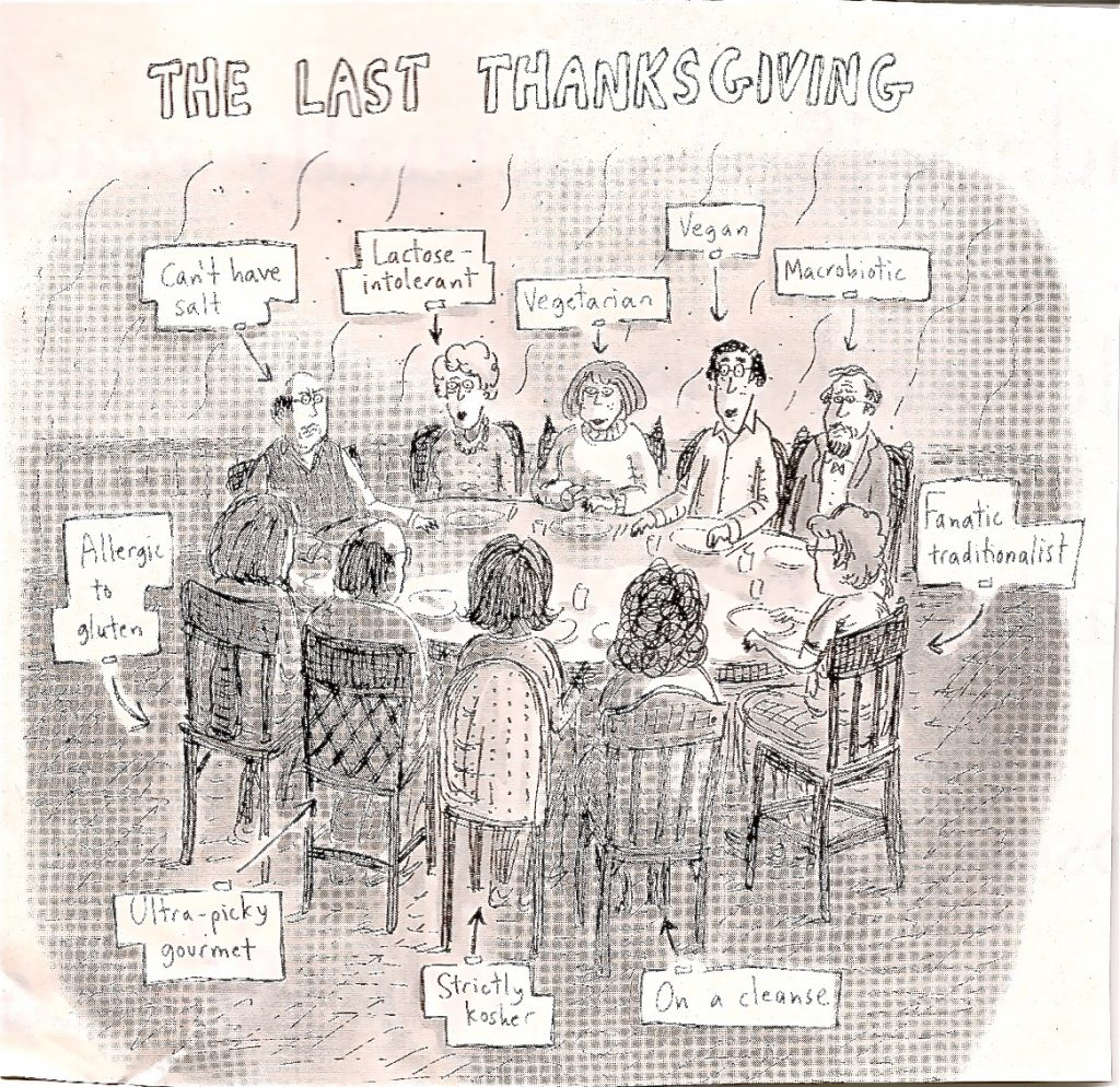 Cartoon The Last Giving