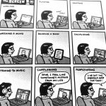 Cartoon – The Screen