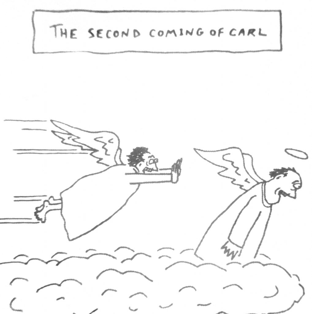 Cartoon The Second Coming Of Garl