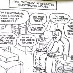 Cartoon – The Totally Integrated Electronic House