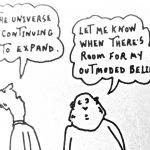 Cartoon – Universal Beliefs
