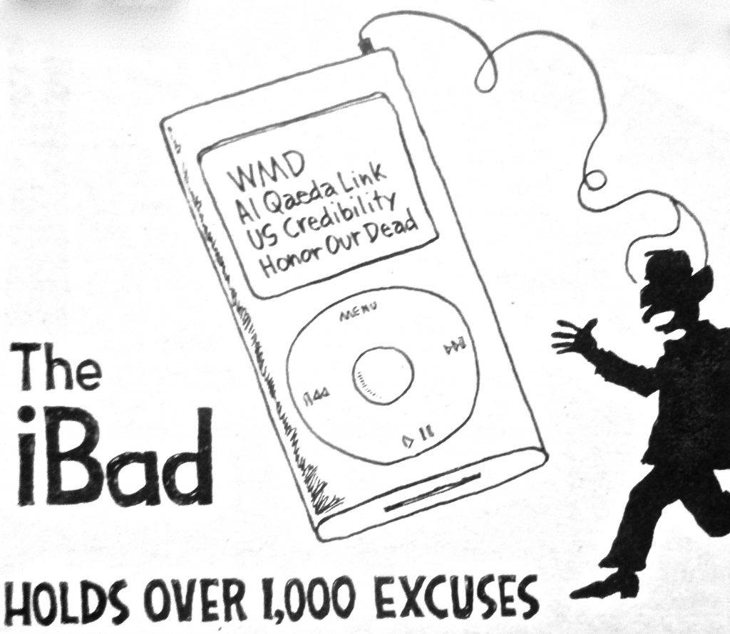 Cartoon The iBad