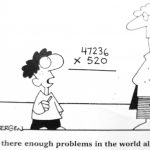 Cartoon – Problems In The Classroom
