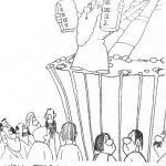 Cartoon – Of Biblical Proportions