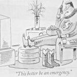 Cartoon – Superhero's Day Off