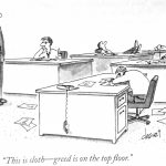 Cartoon – 7 Deadly Sins Corporate Offices