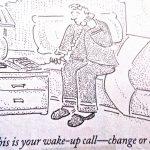 Cartoon – Wake Up Call