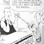Cartoon – The Dumber Plumber