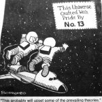 Cartoon – Origin of the universe