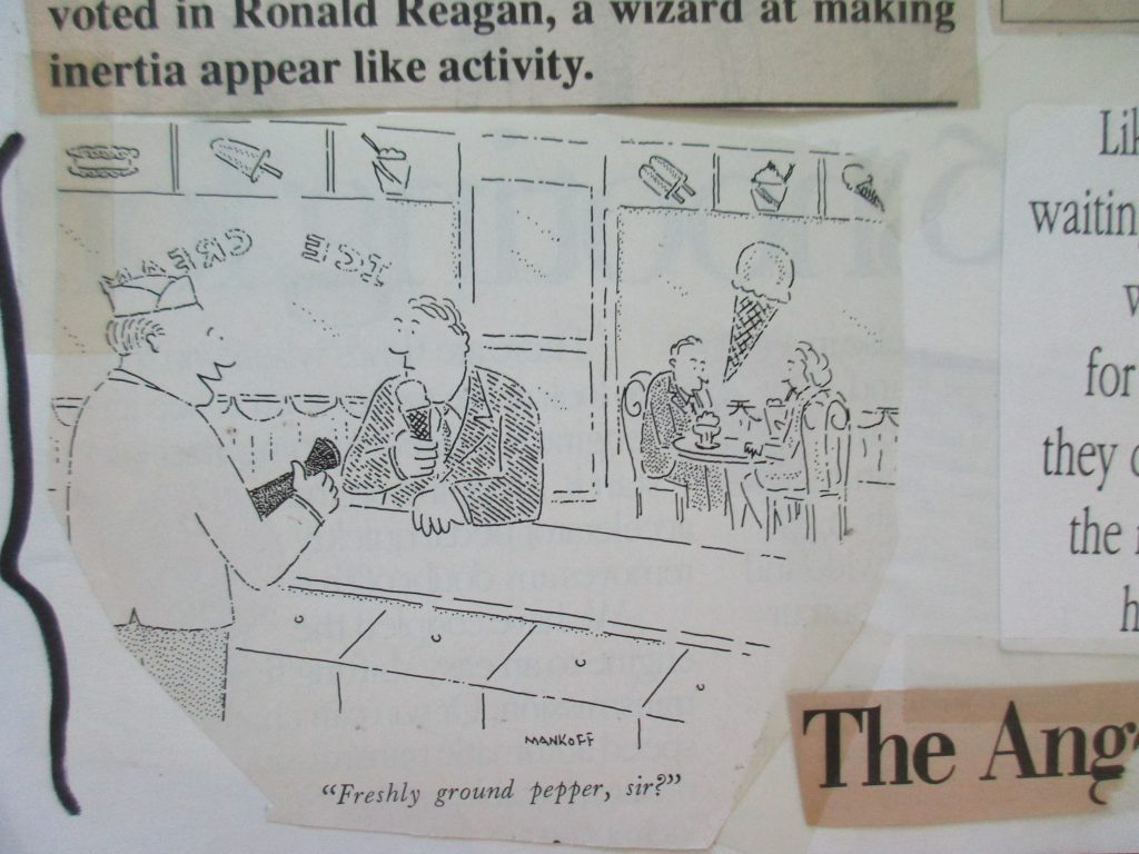 Cartoon Voted In Ronald Regan A Wizard Intertia Appear Like Activity The Agency
