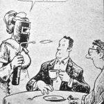 Cartoon – Rosie The Waitress