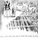 Cartoon – Admiring The Masses