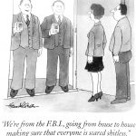 Cartoon – F.B.I. Housecall