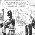 Cartoon – Self-Conscious Crooks