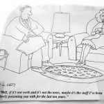 Cartoon – What's Really Killing You
