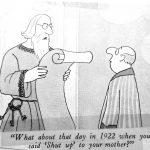 Cartoon – Pearly Gates