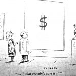 Cartoon – The Art of Being Wealthy