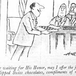 Cartoon – Persuading The Jury