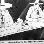 Cartoon – Billy The Kid, The Early Years