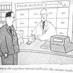 Cartoon – Pharmaceutical Interactions
