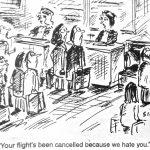Cartoon – Airline Excuses