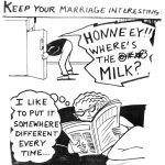 Cartoon – Keep Your Marriage Interesting