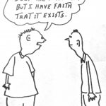 Cartoon – Faith