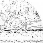 Cartoon – The Worries of Today's Kids