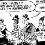 Cartoon – Christmas Budget