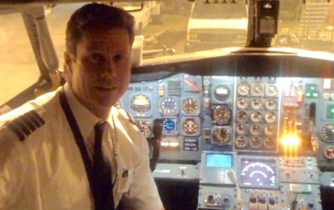 Tom Fabbri - Cockpit