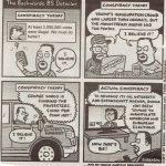 Cartoon – The Backwards BS Detector