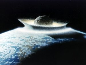 Taurids Meteor Collision