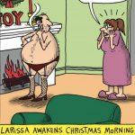 cartoon – A Christmas Letdown
