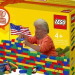 Cartoon – Trump Lego Build That Wall Set