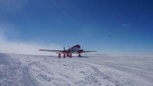 China Antarctica Airfield