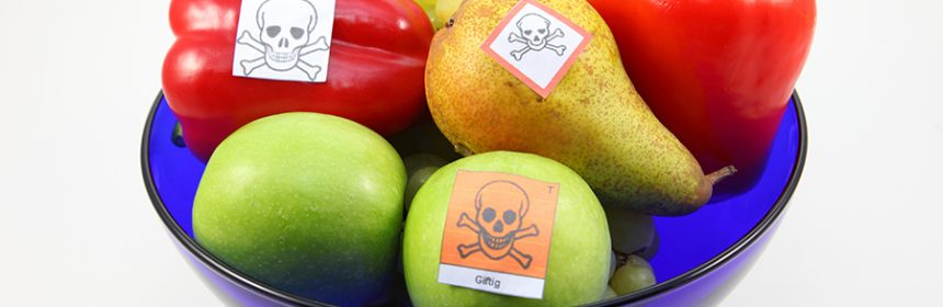 CHLORPYRIFOS – A PESTICIDE IN OUR FOOD