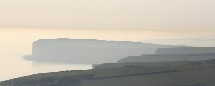 TOXIC HAZE IN BIRLING GAP UK