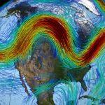 JET STREAM STALLS AT CLIMATE CHANGE
