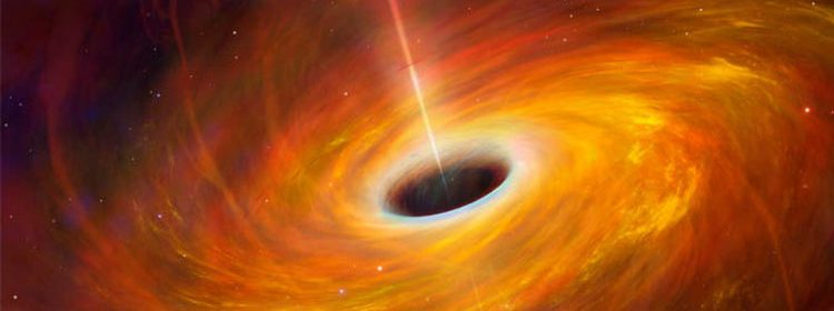Black Hole Discovered