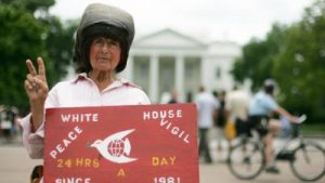 Concepcion Picciotto Dies After 30 Year White House Vigil