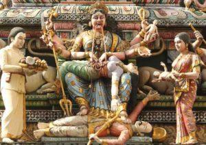 Goddess Kali Demands Human Sacrifice