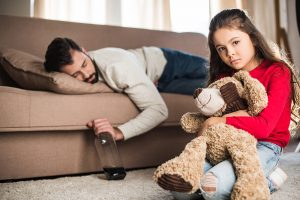 HOW CHILDREN OF ONE PARENT HOMES STRUGGLE